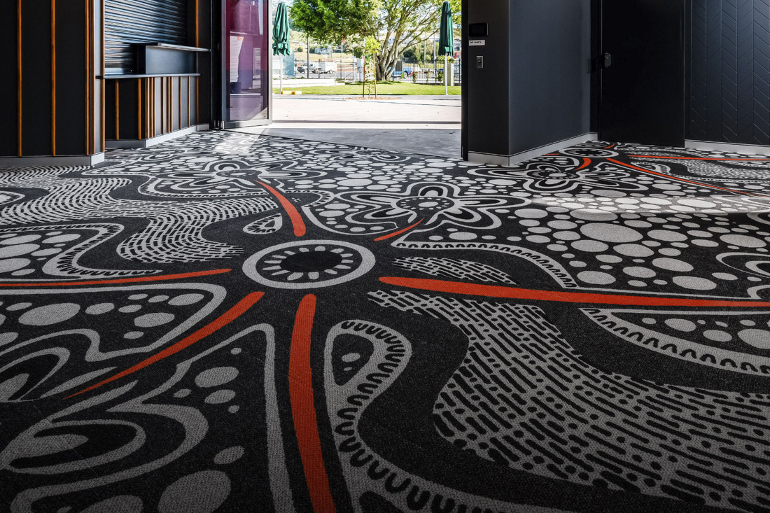 Milliken Couture: Bespoke Carpet Design at Your Feet