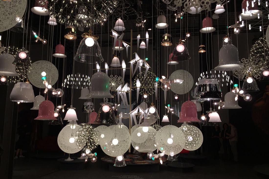 Salone 2017 Top 10 Lighting Finds In The Year Of Euroluce