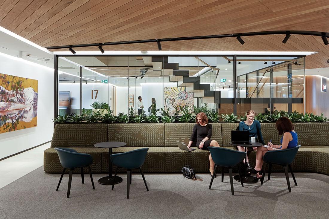 NAB Brisbane, a new kind of agile workplace