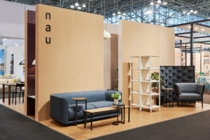 NAU by Cult at ICFF NYC 2017 | Indesignlive