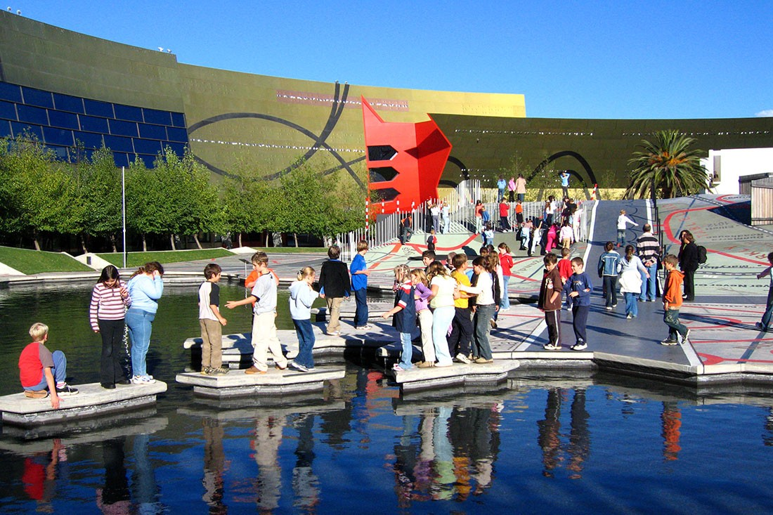 The National Museum of Australia landscaping by Tom Sitta is among his most famous works.