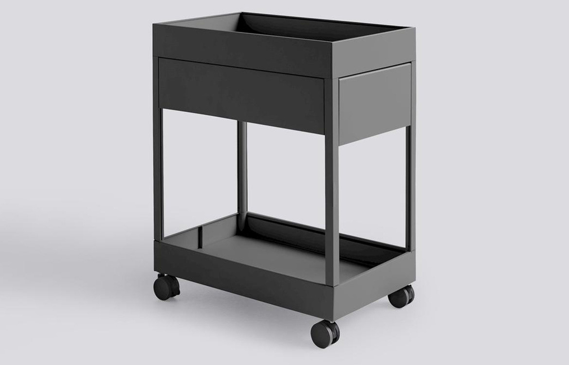 New Order Trolley Grey Product Image