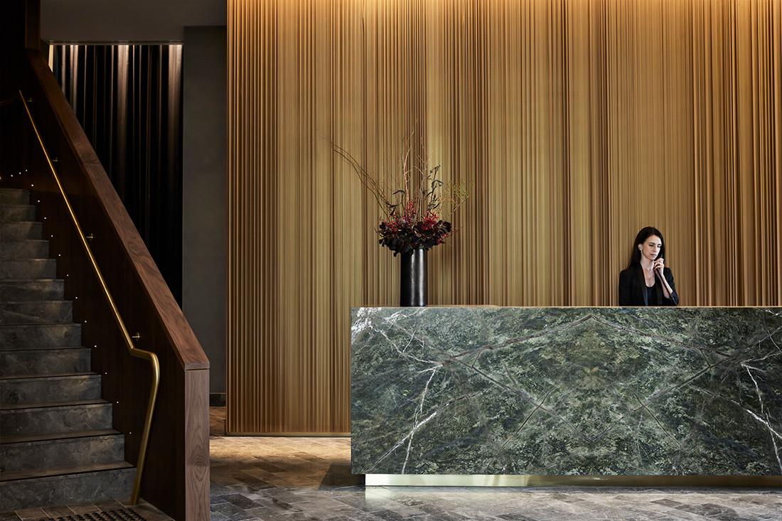No longer memories past: Woods Bagot's Next Hotel Melbourne
