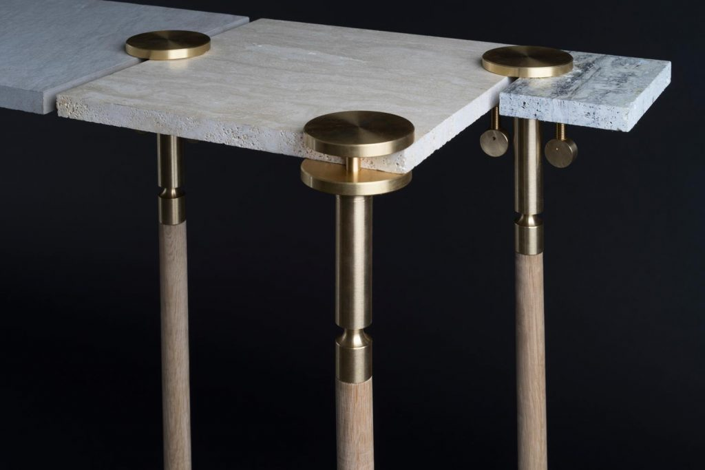 The Remnants Table Series by Josh Carmody Studio. 2018 INDE.Awards winner.