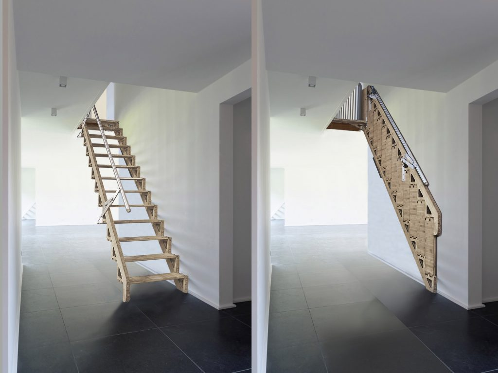 Compact Stair by Zev Bianchi.