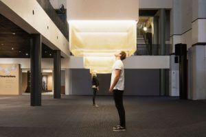 Four Periscopes by TRIAS was the inaugural MAAS Architecture Commission winner.