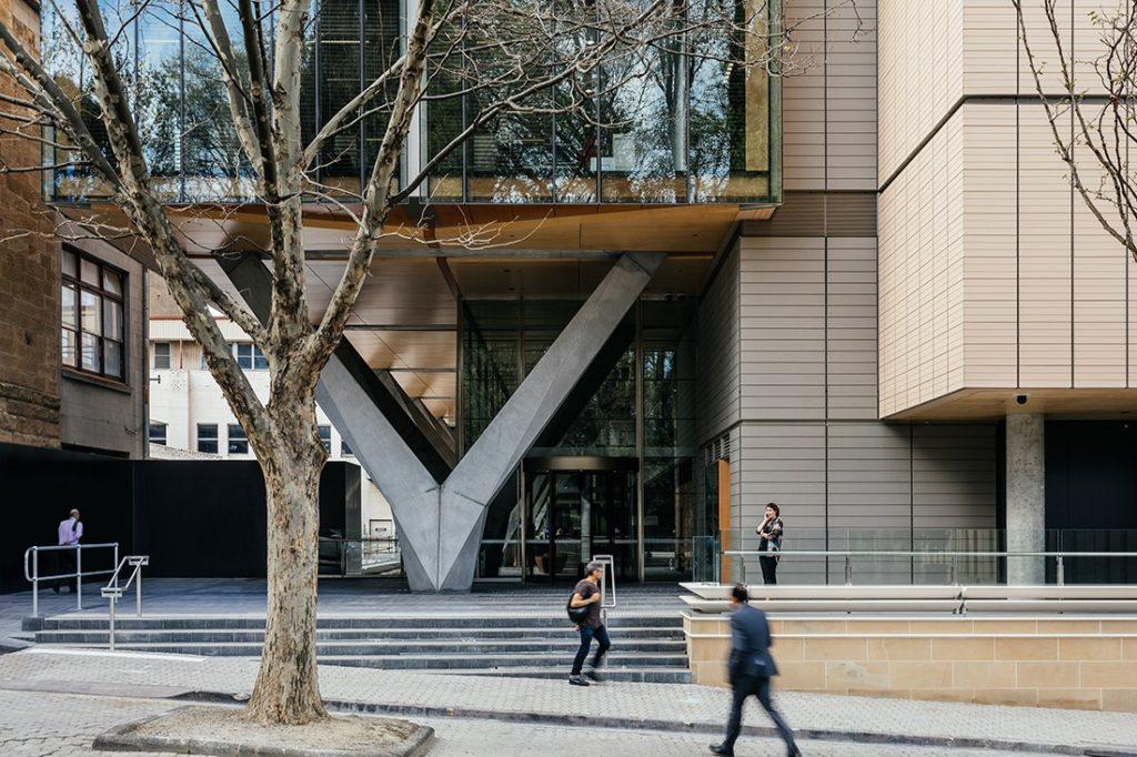 Salamanca Building by fjmt