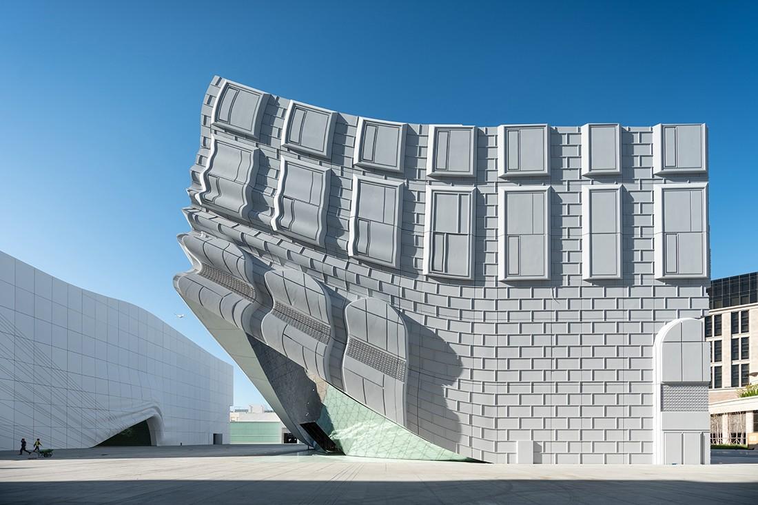 Architectural Surrealism By MVRDV
