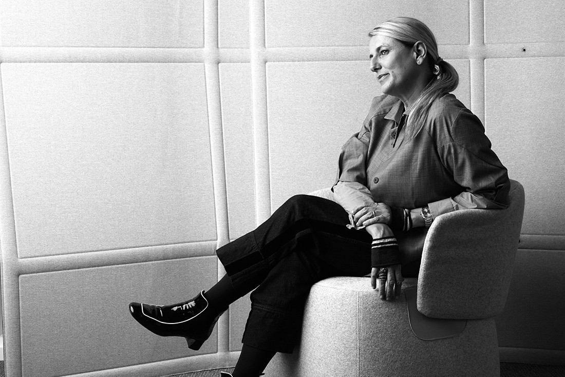 Patricia Urquiola and Cassina make it official for another term
