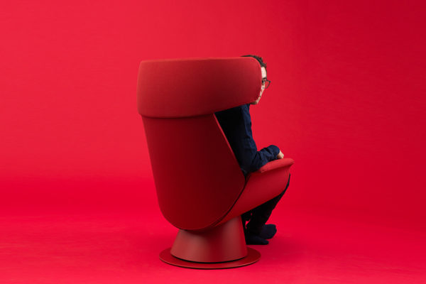 Patrick Jouin on comfort, sensuality and why designing a chair is like writing a symphony