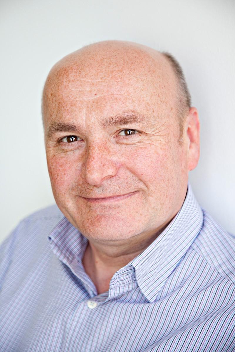 Paul Priestman, principal PriestmanGoode.