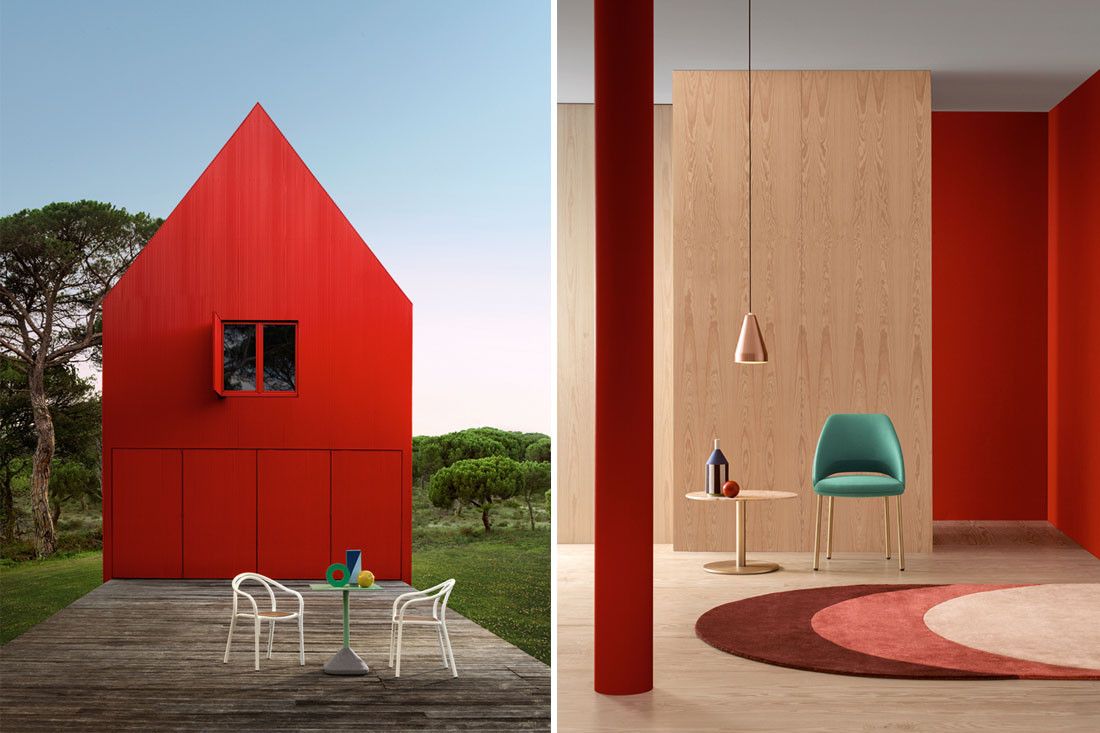 Casa 3000 welcomes you home with a picturesque fairy tale
