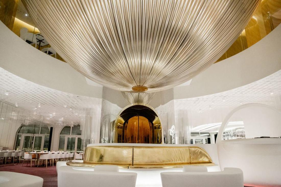 miX Dubai's new restaurant receives its finishing touches