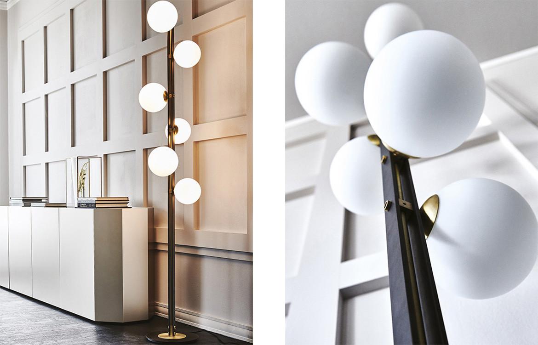 Planeta Floor Lamp