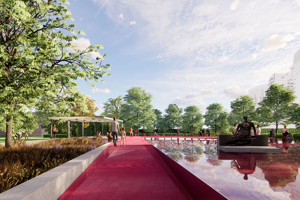 NGV 2021 Architecture Commission will be a place to ponder