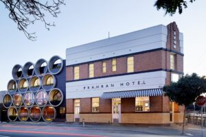 Techne designs Prahran hotel