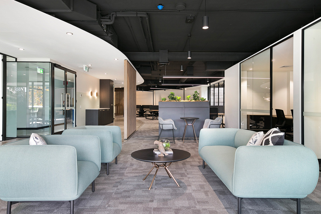 infinity commercial furniture property bank australia fitout mello lounges