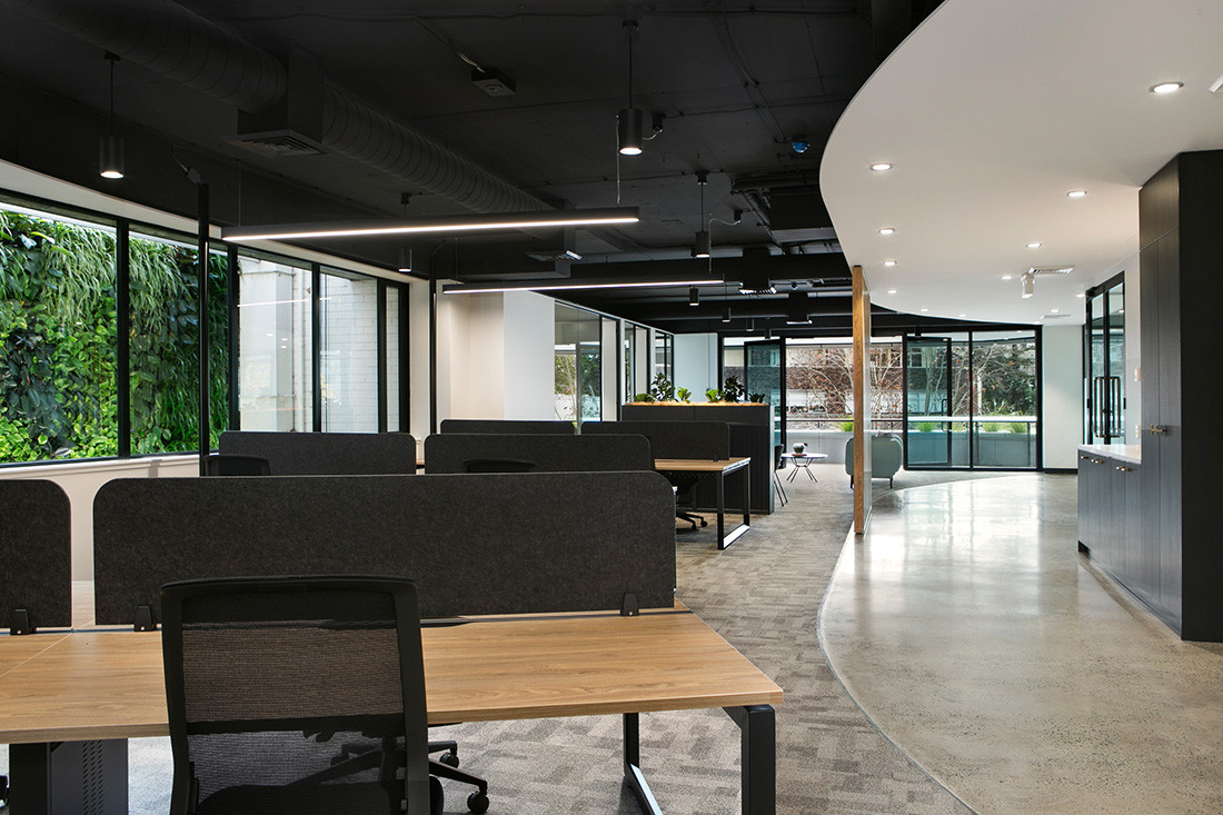 infinity commercial furniture property bank australia fitout enigma workstation
