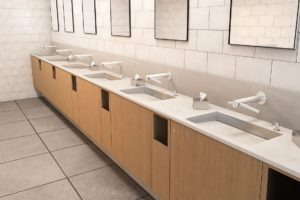 New Corian Multi-basin Washplane 1