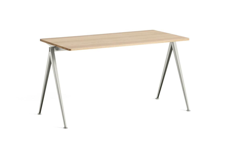 Pyramid Desk Off White Top