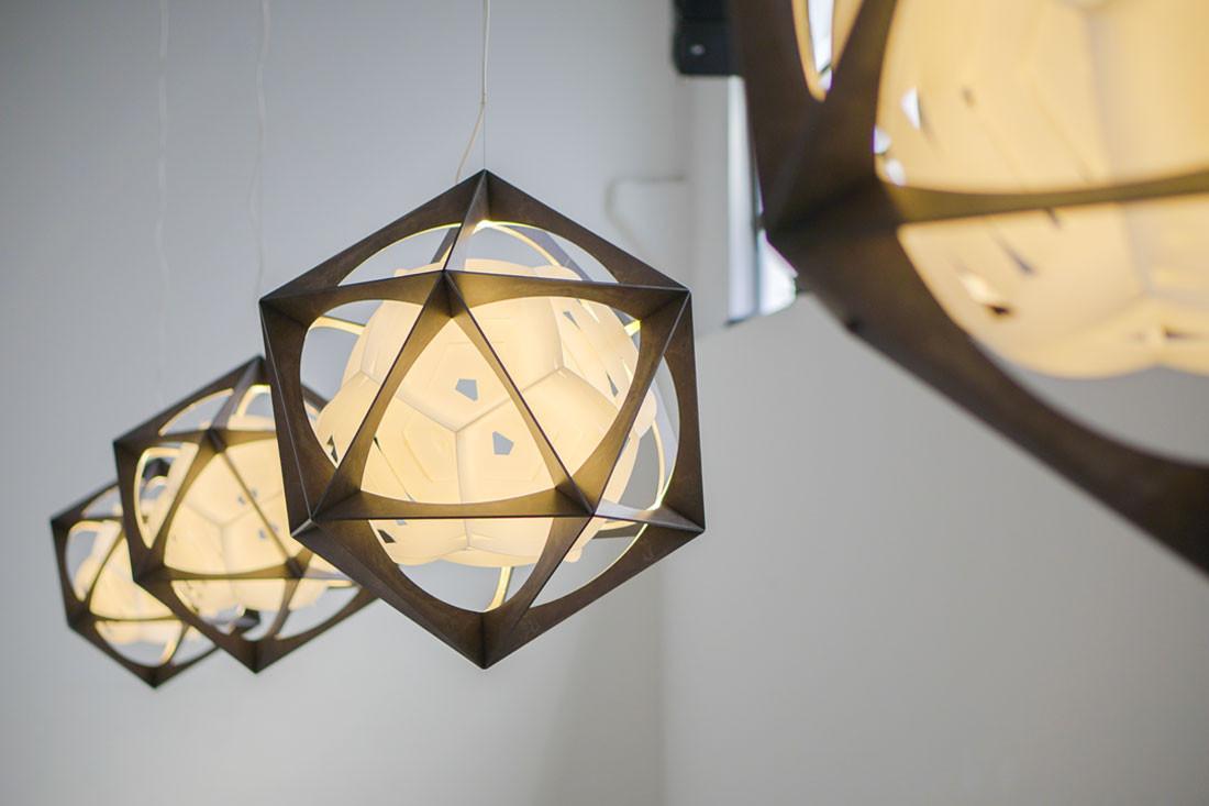 OE Quasi Light: Illuminating Mathematical Forms