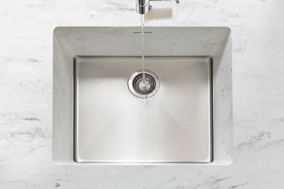 Design For Everything – Even the Kitchen Sink! | Corian Sparkling Sinks