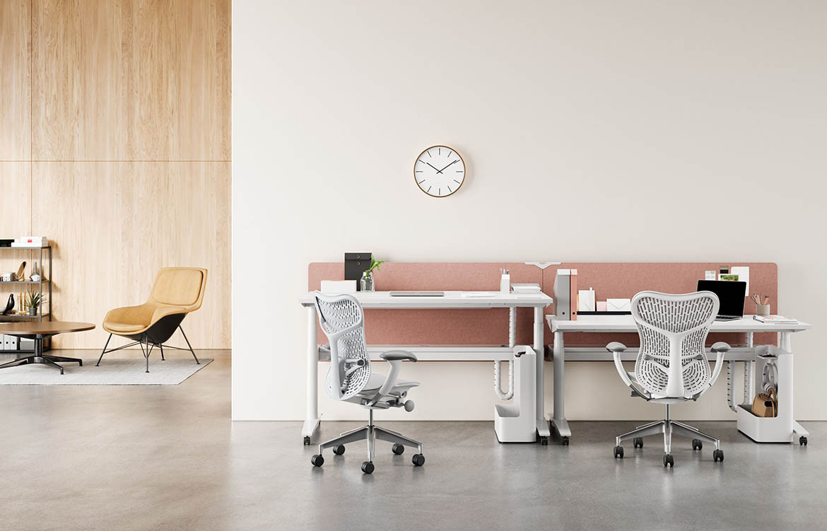 All rise, the adjustable workstation of the future is here