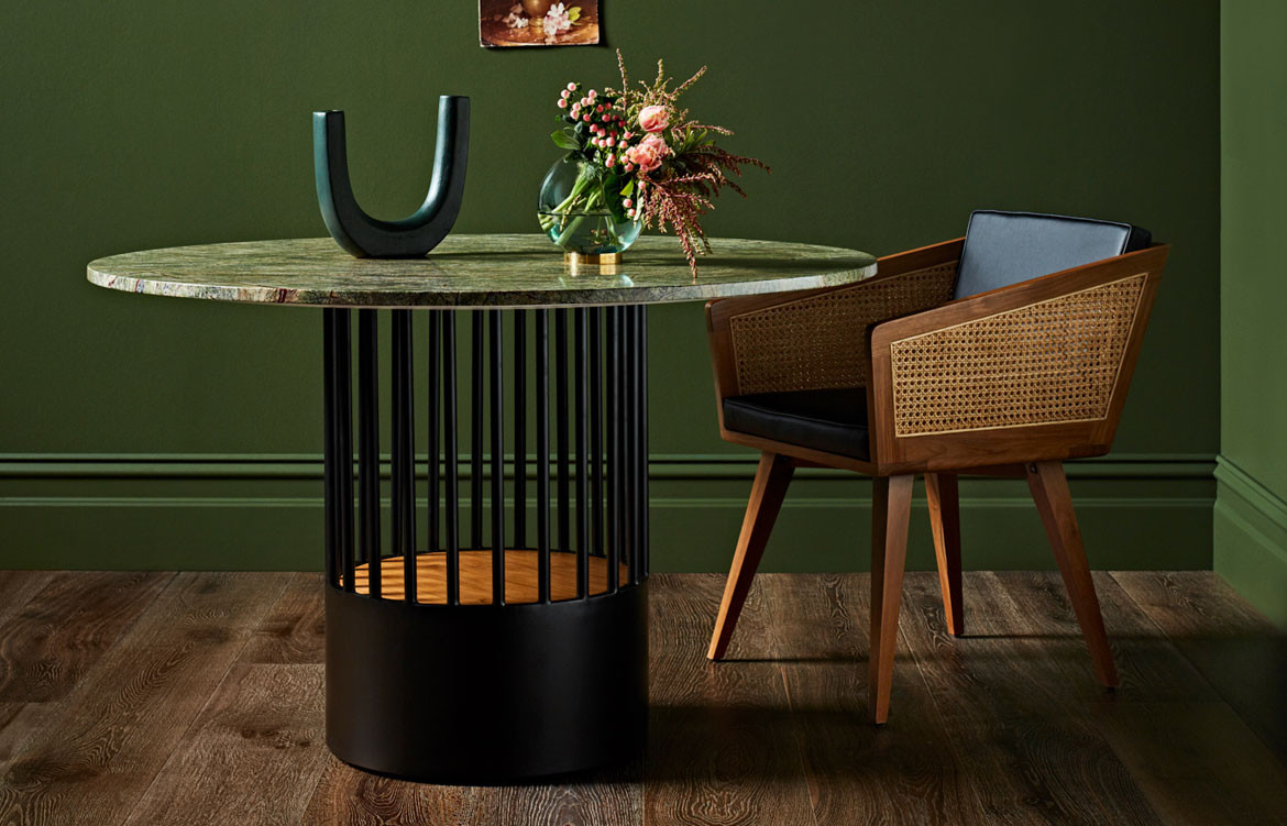 Willy Cage Dining Table Round