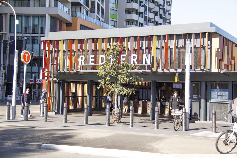Redfern Station