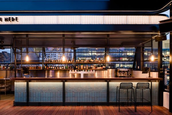 Rooftop Bar & Cinema Melbourne gets revamped by Techne 4