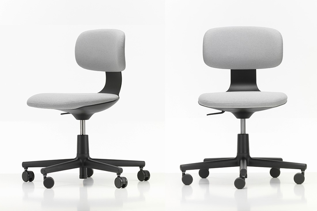 The Rookie chair by Vitra.