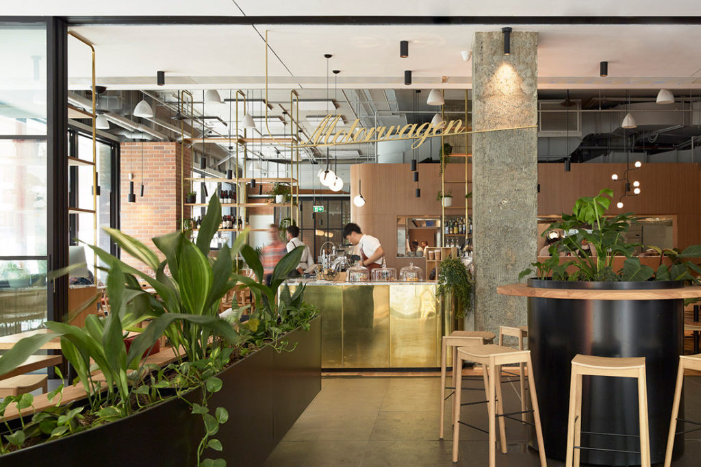 Motorwagen in Brisbane by KP Architects