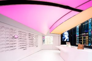 Optique Baragaroo smooth surfaces