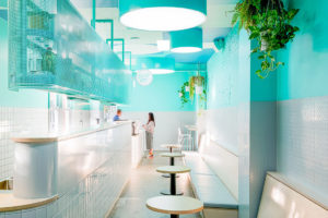 Upsy Daisy cafe by Sibling Architecture