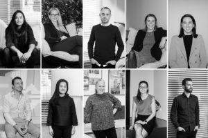 Meet the tenacious emerging leaders of SJB's Melbourne studio