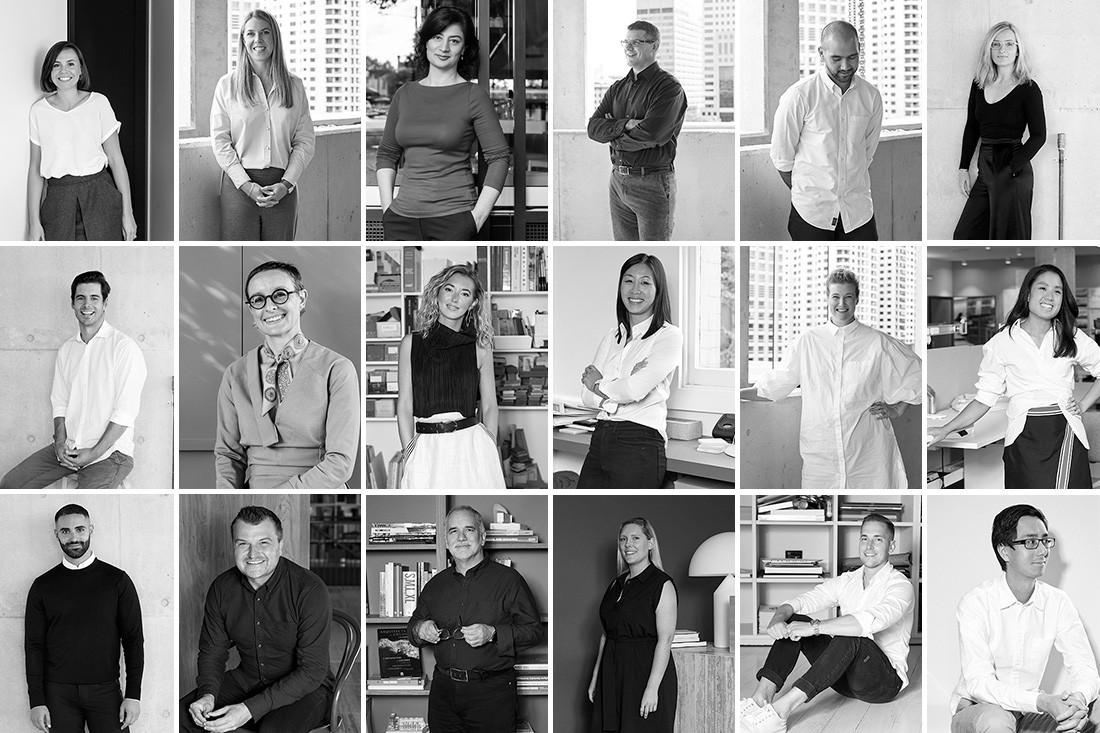 Meet the talented emerging leaders of SJB's Sydney studio