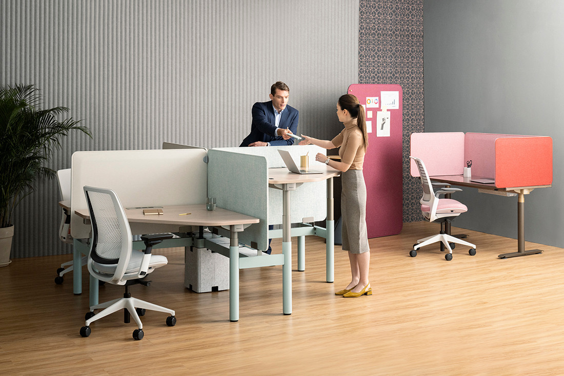 Why this sit-stand desk is on our list of office 'must-haves'