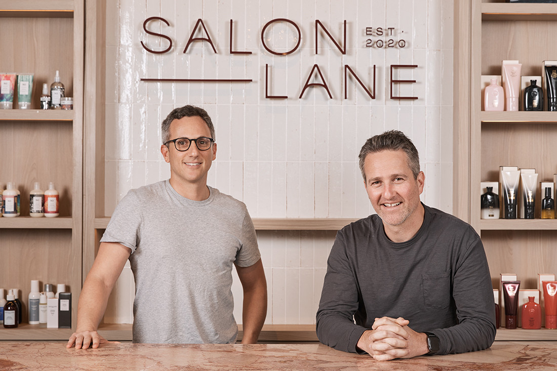Founders Lance Kalish and Jared Keen say that realising Salon Lane wasn't simply a case of parachuting in the concept to Australia and expecting it to work.