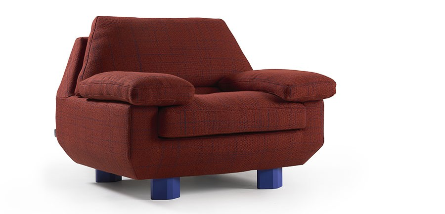 The DB Chair designed by Santiago C for Sancal.