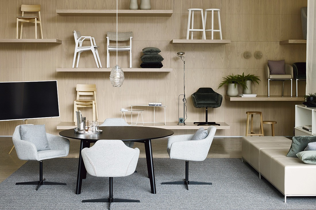space furniture melbourne. Step Inside This New Melbourne Retail Showroom By Hecker Guthrie And See How Schiavello Embarks On A Era Of Design For The Australian Market. Space Furniture Y