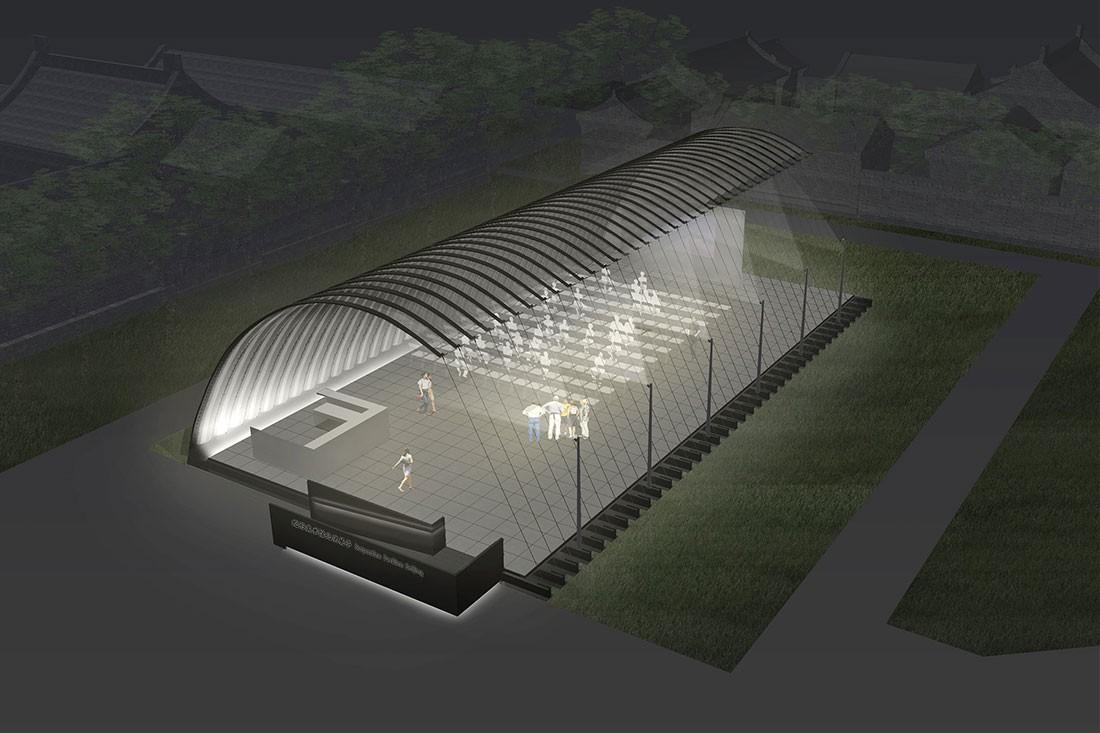 Serpentine Pavilion Beijing 5