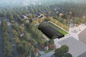 Serpentine Pavilion Beijing 1
