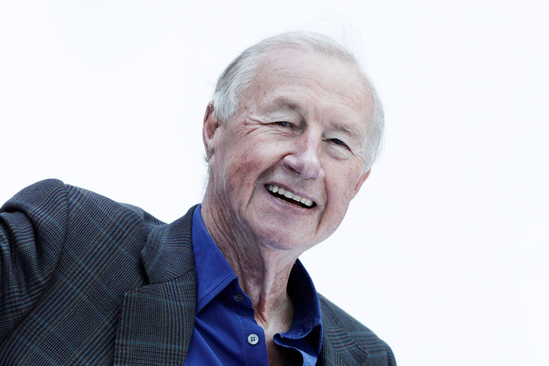 Sir Terence Conran was recently awarded with a lifetime achievement award.