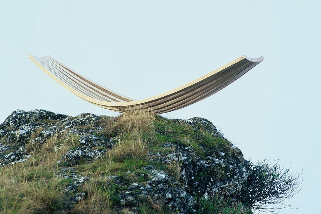 Sling te Mata by David Trubridge.