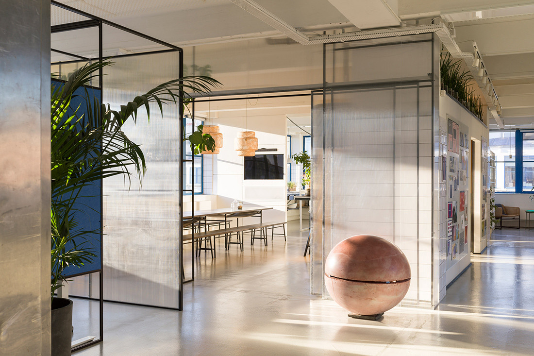 10 creative and agile spaces for activity based work