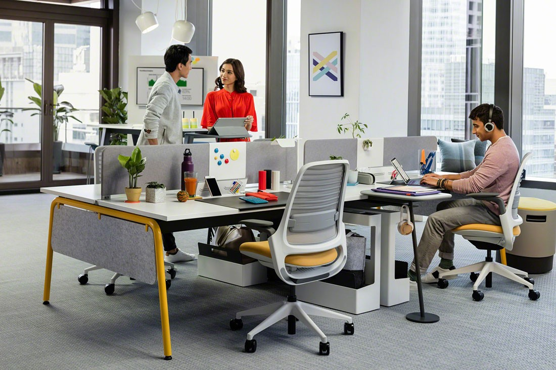 Steelcase Win Double At The Good Design Awards Indesignlive