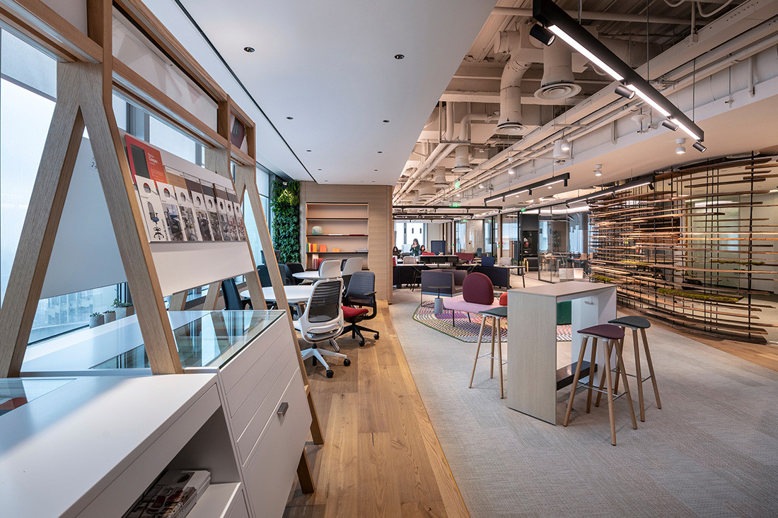 Carbon Neutral to Carbon Negative – The Steelcase Initiative