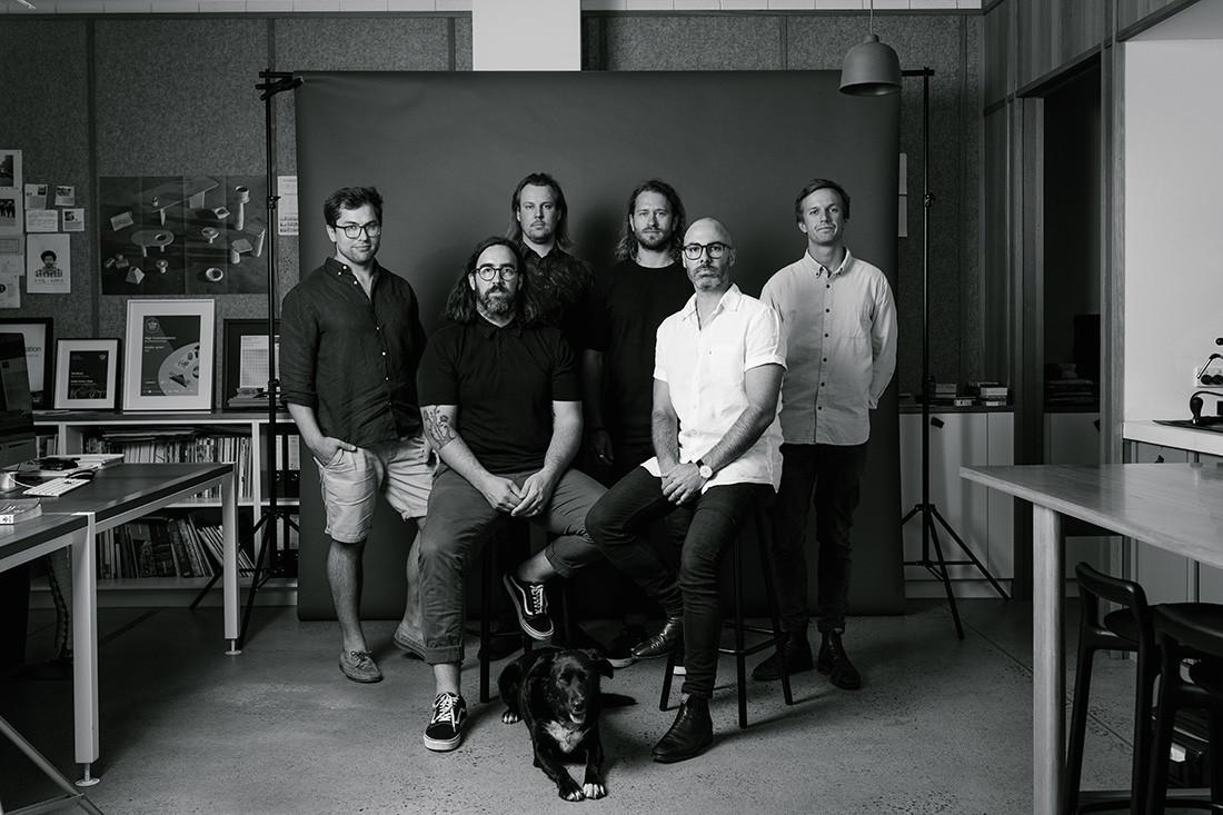 The studio -gram team.