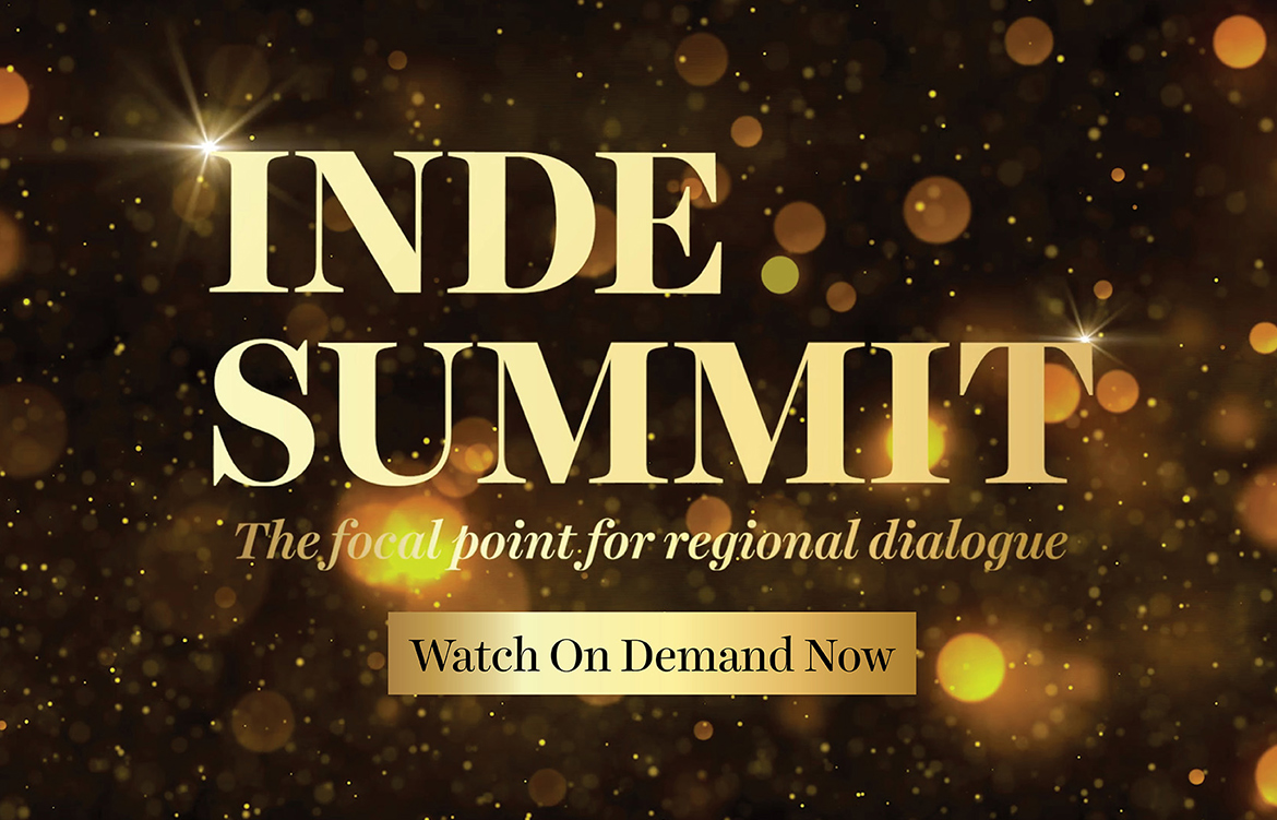 Catch every INDE.Summit insight you missed, now on demand