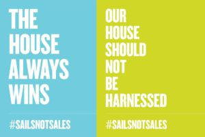 Sydney Opera House campaign by Marcus Piper – #sailsnotsales